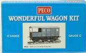 Peco W603 GWR 24 ton 6 wheel brake van